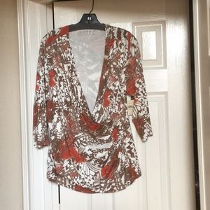 Coldwater Creek top NWT